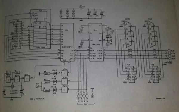 Rs232 Schematic | inboundtech.co on