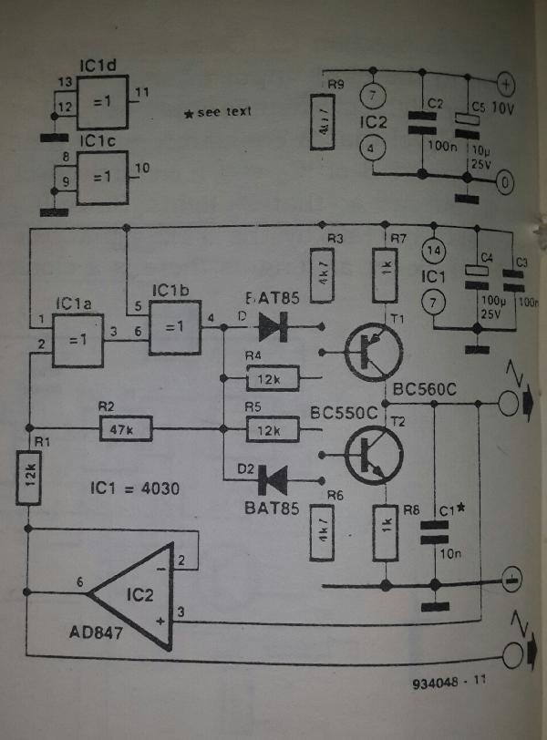 Block Diagram Of Signal Generator