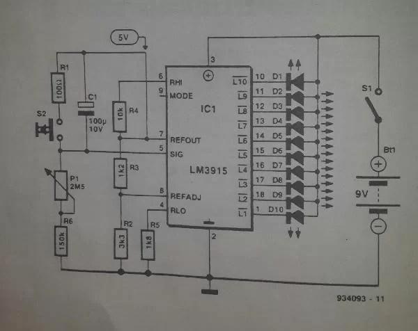Simple Mixer Circuit Diagram Image