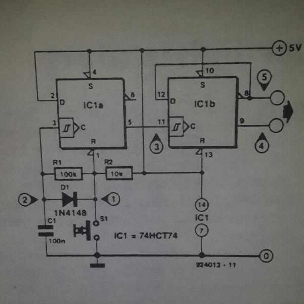 Highintensity Led Warning Flasher Circuit Diagram And Instructions