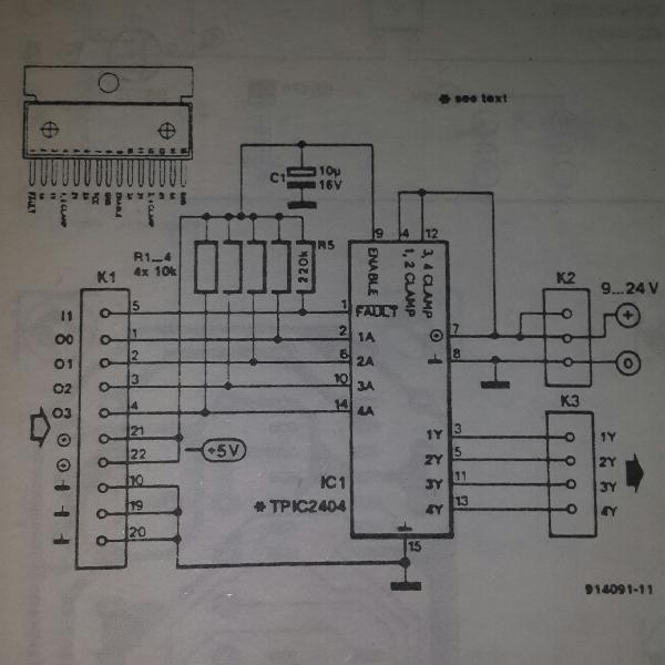 Schematic Diagram The Circuit Is Remarkably Simple The Only Active