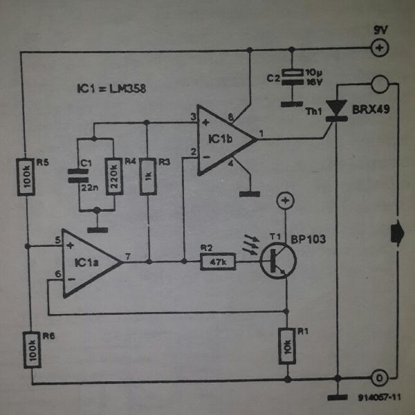 Scr Slave Flash Circuit Diagram Tradeoficcom