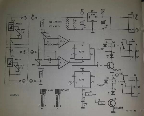 Circuit Diagram Moreover Solar Tracking System Circuit Diagram On