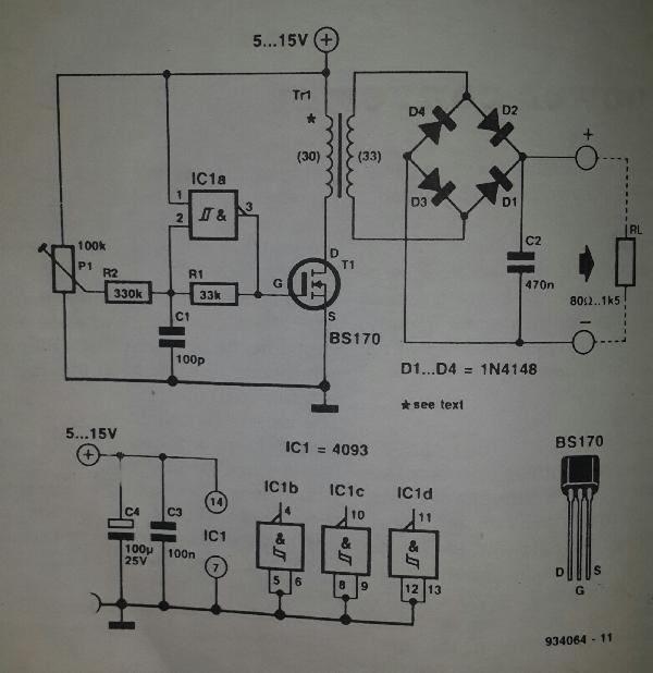 Transformer Circuit Diagram Powersupplycircuit Circuit Diagram