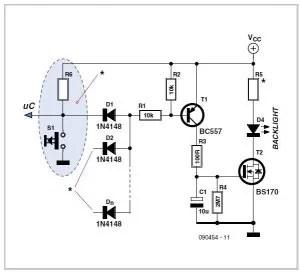 Circuit Diagram Of Traffic Light Using 8051 Microcontroller