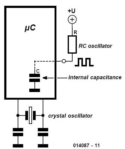 BITBUS Monitor Schematic Circuit Diagram