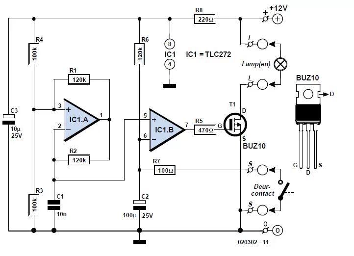 wiring diagram for uv light