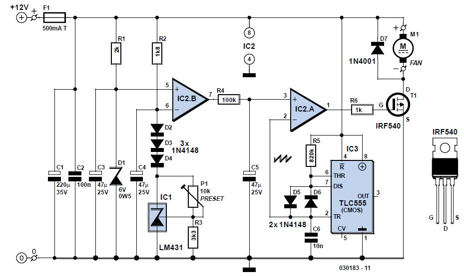 Monitor Life Xtender Schematic Circuit Diagram