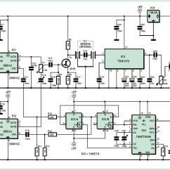 Simple Am Receiver Circuit Diagram Jeep Jk Subwoofer Wiring With Quadrature Mixer Schematic