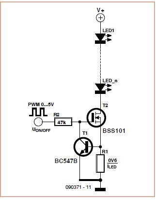 Powerline Voltmeter Schematic Circuit Diagram