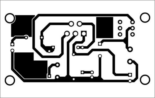 10-Watt Audio Amplifier using LM1875 Schematic Circuit Diagram