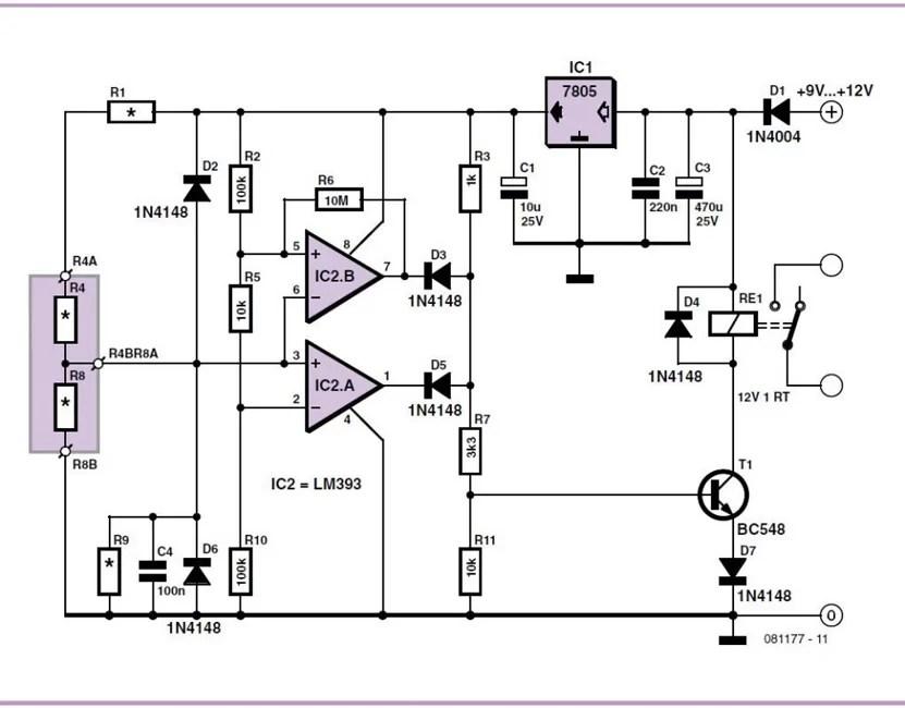 Schematic Diagram Key