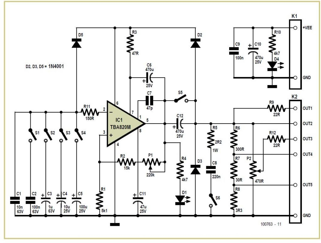 hight resolution of simple low cost square wave generator tester schematic circuit diagram