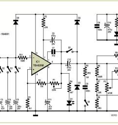 simple circuit diagram for kid [ 1073 x 814 Pixel ]