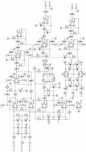2X400W CLASS D AMPLIFIER DEVICE IR2110 SCHEMATIC CIRCUIT