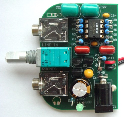 small resolution of hifi headphone amplifier