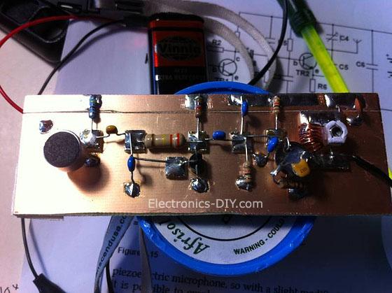Fm Transmitter Booster Circuit