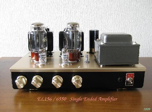 Class A Discrete Component Amplifier Circuit Diagram Amplifier