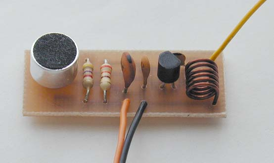 Diode Clipping Circuit