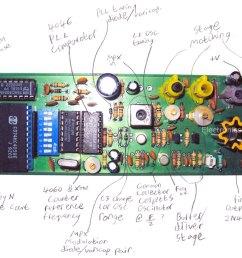 1 watt pll fm broadcast transmitter [ 1200 x 843 Pixel ]