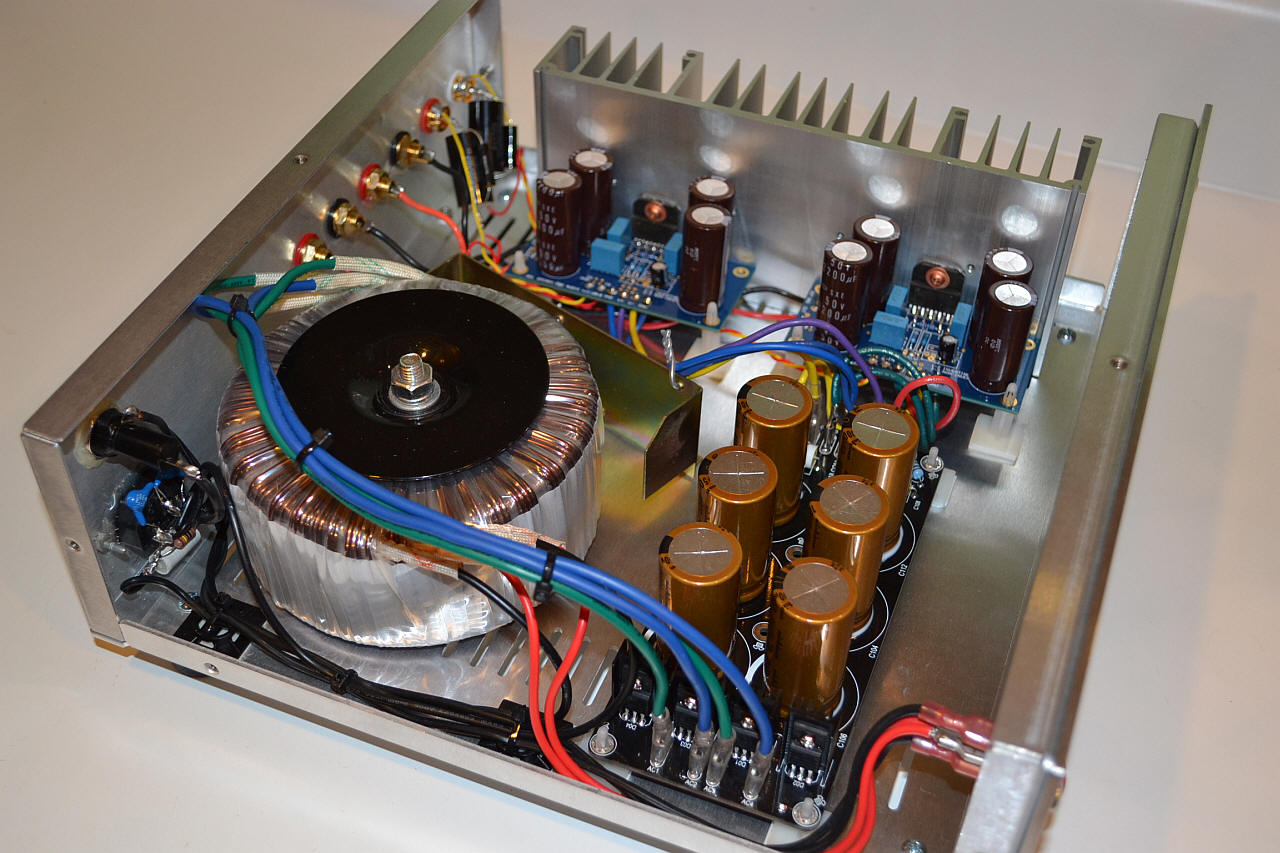 hight resolution of 68w lm3886 amplifier