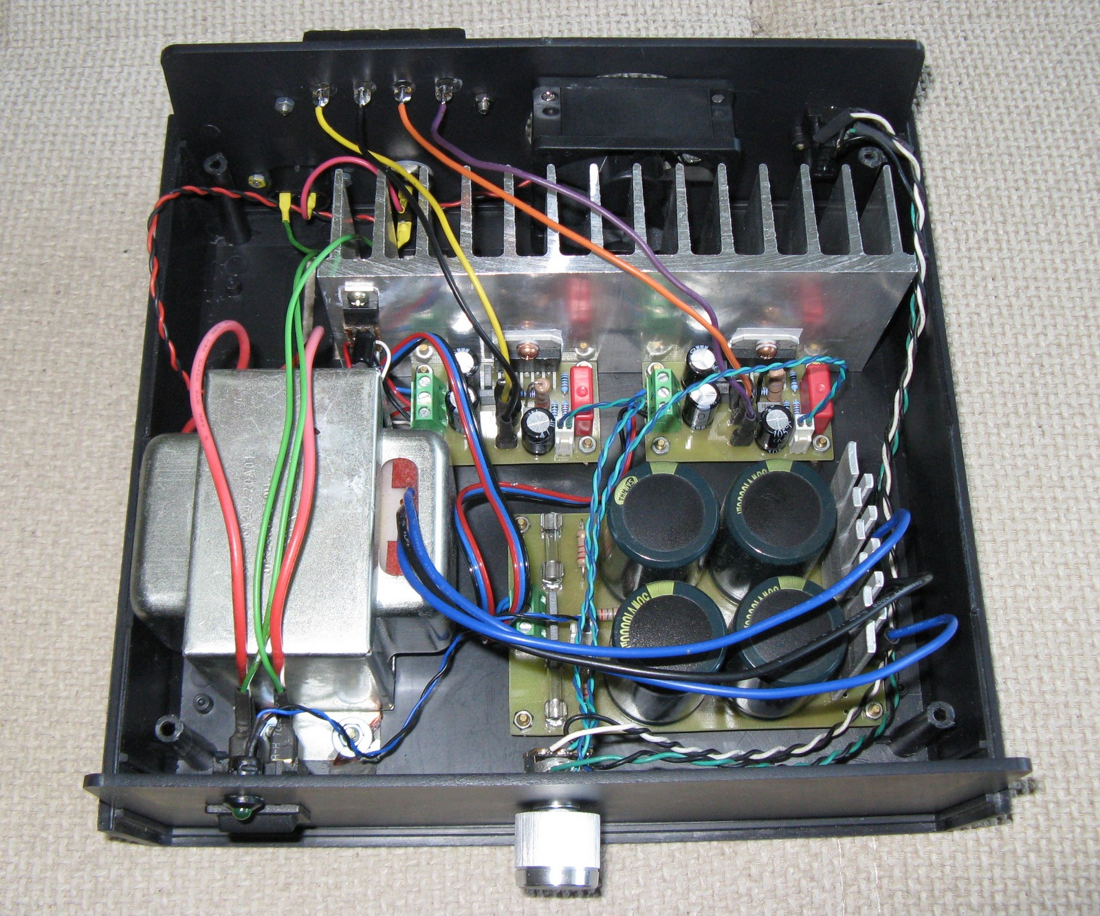 Sound Operated Timer Electronics Project