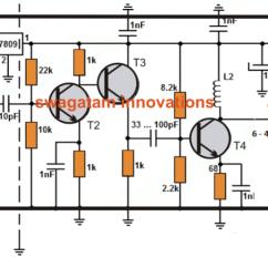 Car Alarm Wiring Diagrams Free Download 1999 Subaru Impreza Diagram 500 Km Fm Transmitter Circuit - Images