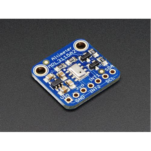 Alarm Temperature Circuit