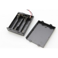 Battery Holder With Switch - 4 x AAA Philippines ...