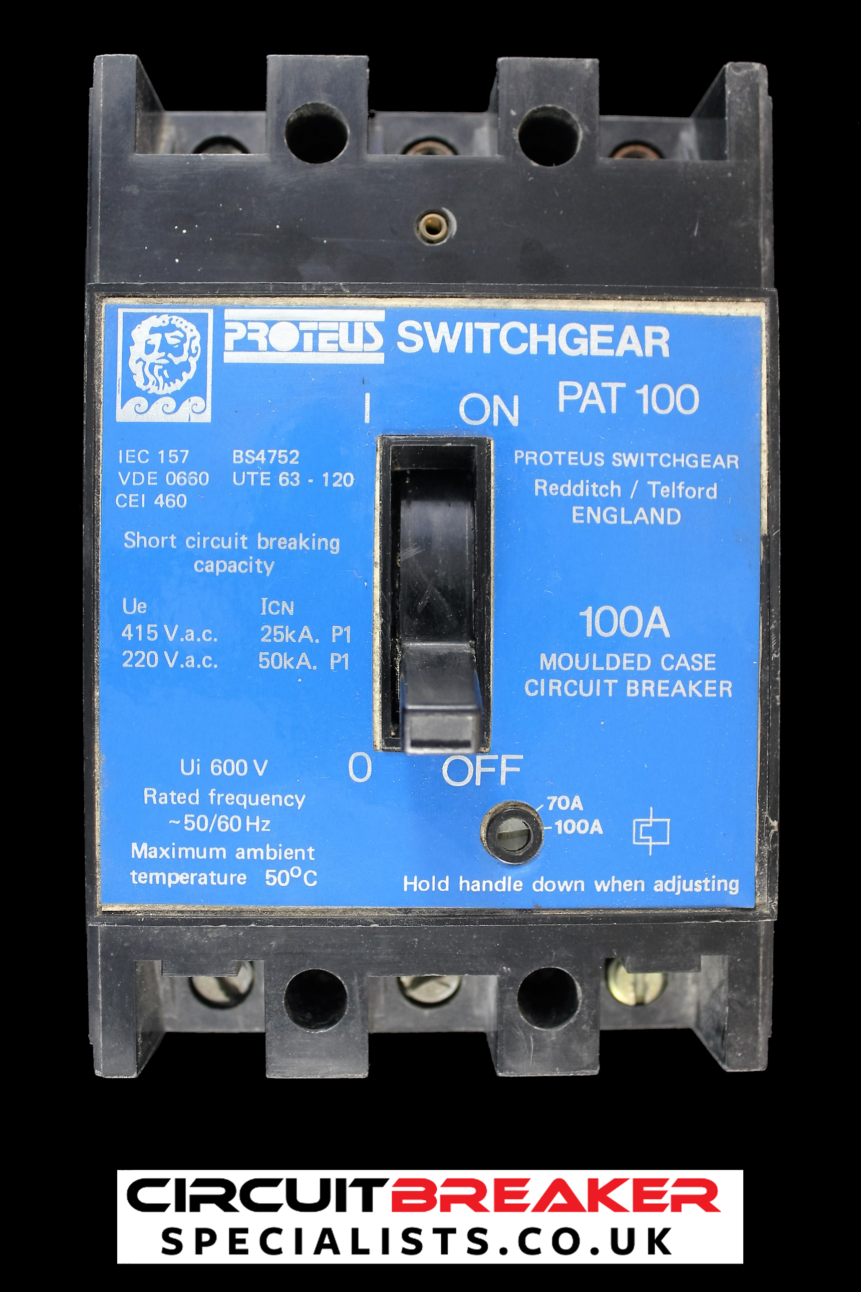 How To Wire A 100 Amp Circuit Breaker Box Ehow Uk