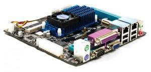 Habey HB131 mini-ITX motherboard.