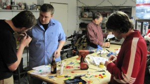 The Transistor Hackerspace