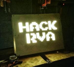 HackRVA Sign4