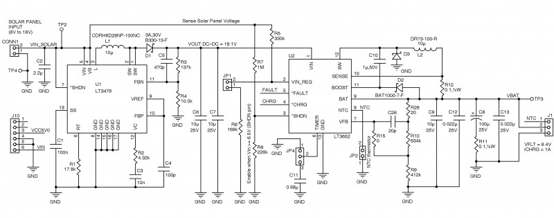 Power management board