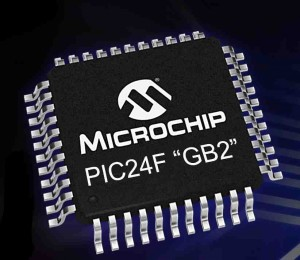 microchipPIC24FGB2
