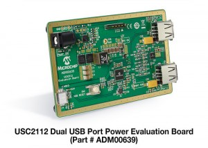 Microchip Eval Board USC21212