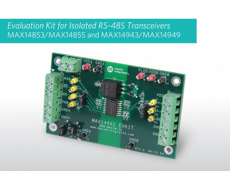 33 V Full Duplex Rs 485 Transceivers