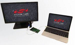 Silicon Labs USB C