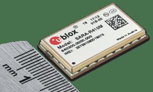 uBlox SARA-R410M