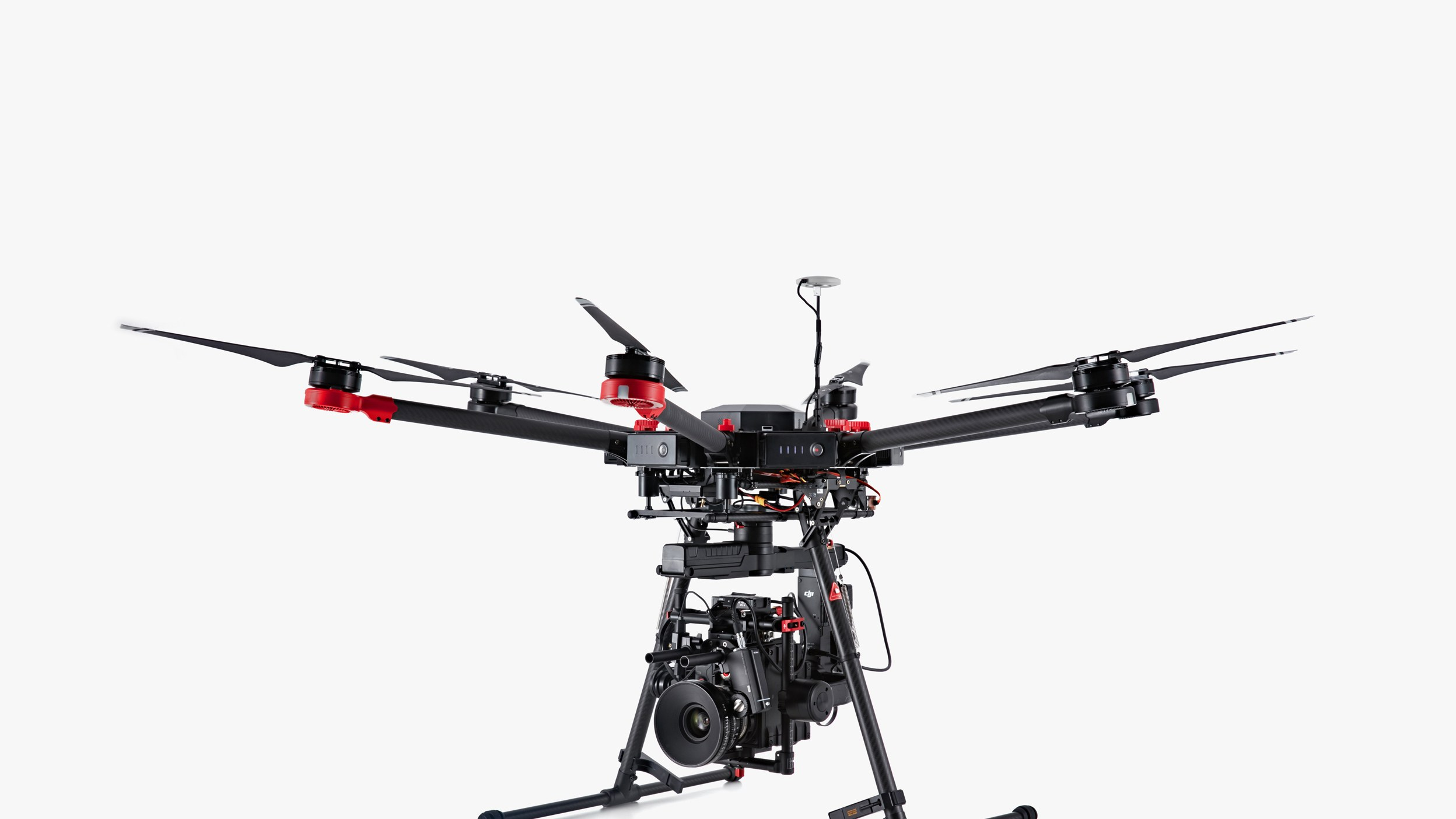 Demo Will Fly A Dji M600 Drone For Two Hours Using Fuel