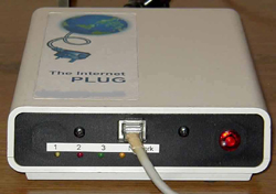 The Internet Plug ( Router Module )