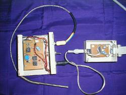 Electronic Temperature Data Logger