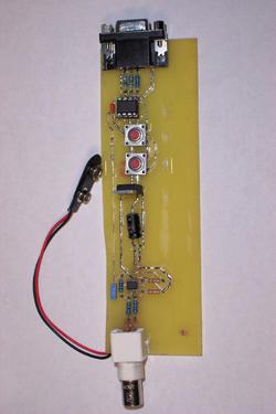Video Graphics Array (VGA) Signal Probe