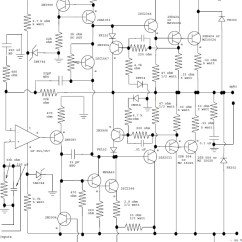 2000 Watts Power Amplifier Schematic Diagram 1998 Chevy Cavalier Engine 1000w Audio Circuit - Imageresizertool.com