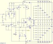 800W Audio Amplifier with MOSFET