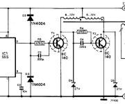 Inverter 12V DC to 240V DC