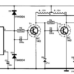 Car Equalizer Wiring Diagram Nissan Primera Inverter 12v Dc To 240v - Schematic Design