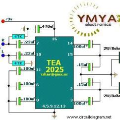 Microcontroller Based Inverter Circuit Diagram A Wiring Portable Audio Amplifier - Schematic Design