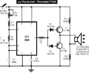 Ultrasonic Sensor Switch