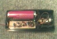 Mini pocket fm transmitter